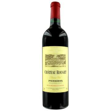 CHATEAU ROUGET 2010 (France - Vin Bordeaux - Pomerol AOC - Vin Rouge - 0,75 L)
