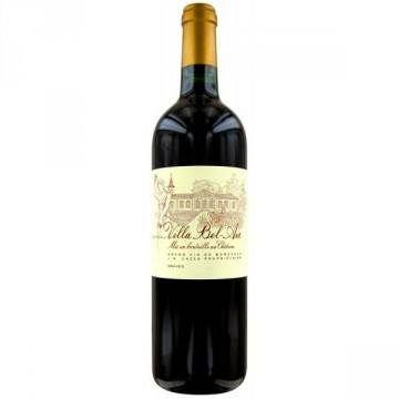 CHATEAU VILLA BEL AIR  2010 (France - Vin Bordeaux - Graves AOC - Vin Rouge - 0,75 L)