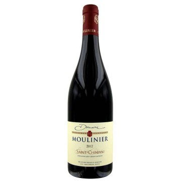 TRADITION 2012 - DOMAINE MOULINIER (France - Vin Languedoc  - Saint-Chinian AOC - Vin Rouge - 0,75 L)