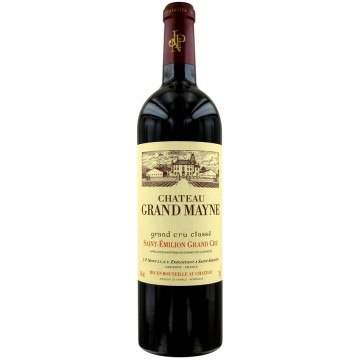 CHATEAU GRAND MAYNE 2009 (France - Vin Bordeaux - Saint-Emilion Grand Cru AOC - Vin Rouge - 0,75 L)