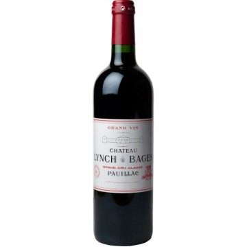 CHATEAU LYNCH BAGES 1989 (France - Vin Bordeaux - Pauillac AOC - Vin Rouge - 0,75 L)