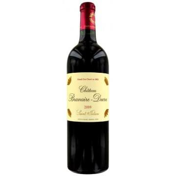 CHATEAU BRANAIRE DUCRU 2009 (France - Vin Bordeaux - Saint-Julien AOC - Vin Rouge - 0,75 L)