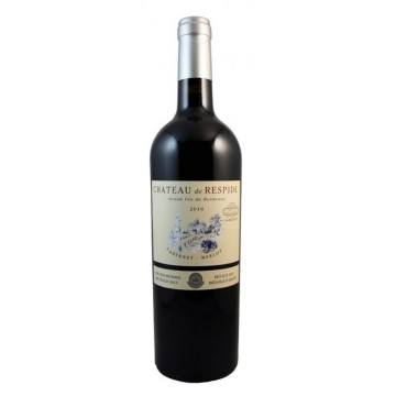 CHATEAU DE RESPIDE 2010 - RESERVE - GRAVES (France - Vin Bordeaux - Graves AOC - Vin Rouge - 0,75 L)