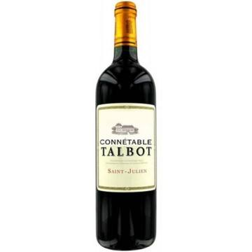 MAGNUM - CONNETABLE DE TALBOT 2011 - SECOND VIN DU CHATEAU TALBOT (France - Vin Bordeaux - Saint-Julien AOC - Vin Rouge - 1,5 L)