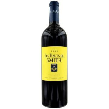 JEROBOAM LES HAUTS DE SMITH 2009 - SECOND VIN DU CHATEAU SMITH HAUT LAFFITE (France - Vin Bordeaux - Pessac-Léognan AOC - Vin Rouge - 3 L)