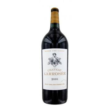 MAGNUM CHATEAU L'ARROSEE 2010 - GRAND CRU CLASSE (France - Vin Bordeaux - Saint-Emilion Grand Cru AOC - Vin Rouge - 1,5 L)