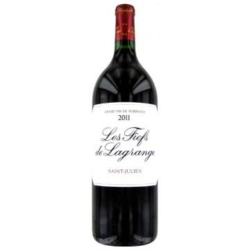 MAGNUM FIEFS DE LAGRANGE 2011 - SECOND VIN DU CHATEAU LAGRANGE (France - Vin Bordeaux - Saint-Julien AOC - Vin Rouge - 1,5 L)