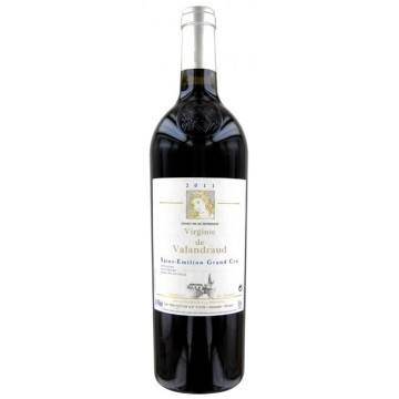 VIRGINIE DE VALANDRAUD 2011 (France - Vin Bordeaux - Saint-Emilion Grand Cru AOC - Vin Rouge - 0,75 L)
