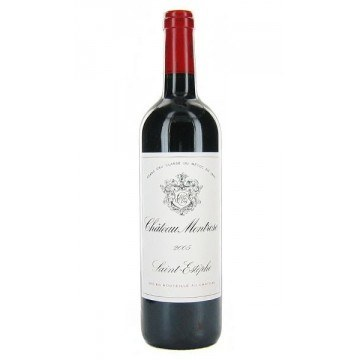 CHATEAU MONTROSE  2005 - SECOND CRU CLASSE (France - Vin Bordeaux - Saint-Estèphe AOC - Vin Rouge - 0,75 L)