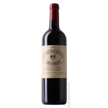 CHATEAU PAVIE-MACQUIN 2005 - GRAND CRU CLASSE (France - Vin Bordeaux - Saint-Emilion Grand Cru AOC - Vin Rouge - 0,75 L)