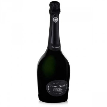 CHAMPAGNE LAURENT-PERRIER - GRAND SIECLE (France - Champagne - Champagne AOC - Champagne Blanc - 0,75 L)