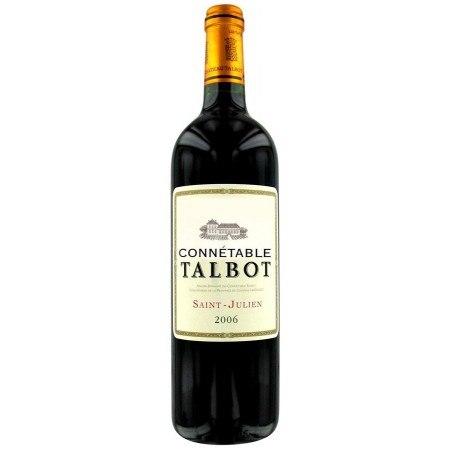 CONNETABLE DE TALBOT 2010 - SECOND VIN DU CHATEAU TALBOT