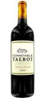 CONNETABLE DE TALBOT 2010 - SECOND VIN DU CHATEAU TALBOT (France - Vin Bordeaux - Saint-Julien AOC - Vin Rouge - 0,75 L)