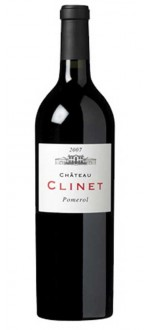 CHATEAU CLINET 2010 (France - Vin Bordeaux - Pomerol AOC - Vin Rouge - 0,75 L)