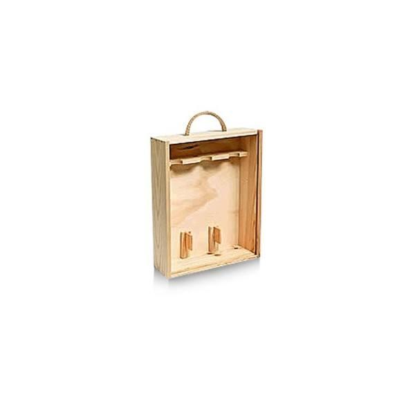 caisse bois magnum universelle vin. Black Bedroom Furniture Sets. Home Design Ideas
