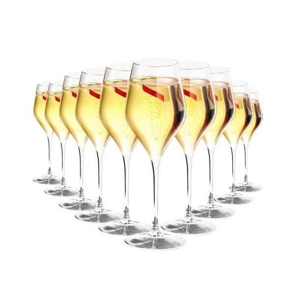 Champagne Mumm Coffret Cordon Rouge Et Deux Flutes