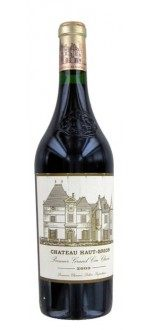 CHATEAU HAUT BRION 2009 - 1ER CRU CLASSE (France - Vin Bordeaux - Pessac-Léognan AOC - Vin Rouge - 0,75 L)