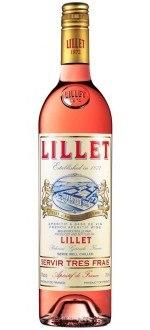 LILLET ROSE (France - Spiritueux - Apéritif - 0,75 L)