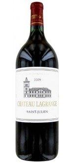 MAGNUM CHATEAU LAGRANGE 2009 - 3EME CRU CLASSE (France - Vin Bordeaux - Saint-Julien AOC - Vin Rouge - 1,5 L)