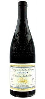 LES HAUTES GARRIGUES 2012 - DOMAINE SANTA DUC (France - Vin Rhône - Gigondas AOC - Vin Rouge - 0,75 L)
