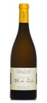 CHARDONNAY TETE DE CUVEE 2012 - DOMAINE DU TARIQUET (France - Vin Sud-Ouest - Côtes de Gascogne IGP - Vin Blanc - 0,75 L)