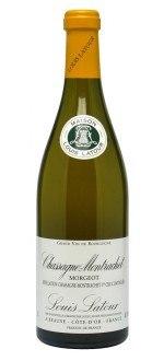 CHASSAGNE MONTRACHET 1ER CRU MORGEOT 2012 - LOUIS LATOUR (France - Vin Bourgogne - Chassagne-Montrachet 1er Cru AOC - Vin Blanc