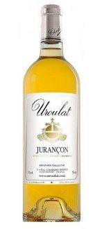 JURANCON 2013 - DOMAINE UROULAT (France - Vin Sud-Ouest - Jurançon AOC - Vin Blanc - 0,75 L)