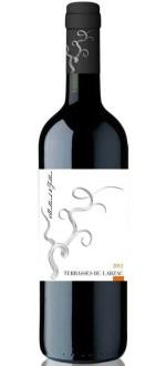 TERRASSES DU LARZAC 2012 - MOLLARD ET FILLON (France - Vin Languedoc - Terrasses du Larzac Coteaux du Languedoc AOC - Vin Rouge