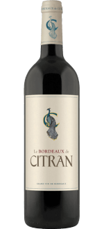 LE BORDEAUX DE CITRAN 2010