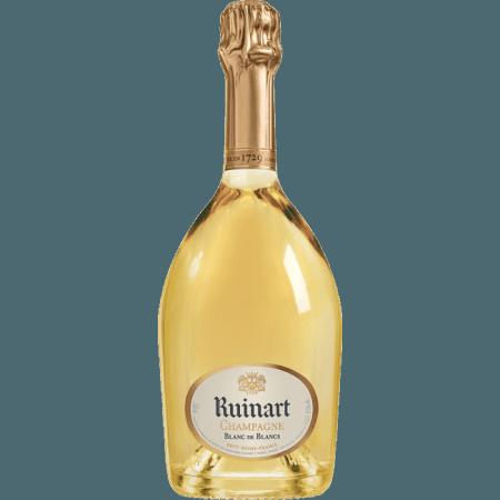 Acheter le champagne Blanc de Blancs de Ruinart au meilleur prix !