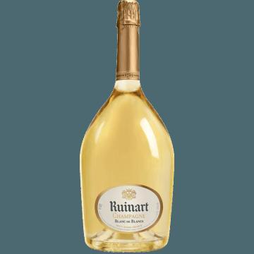 CHAMPAGNE RUINART - BLANC DE BLANCS - JEROBOAM
