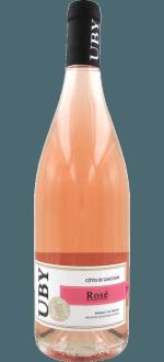 UBY ROSE N°6 2015 - DOMAINE UBY