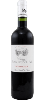 CHATEAU JEAN DE BEL AIR 2012