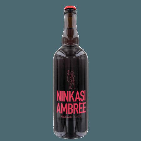 AMBREE 75CL - BRASSERIE NINKASI