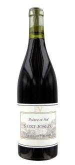 POIVRE ET SOL 2013 - FRANCOIS VILLARD (France - Vin Rhône - Saint-Joseph AOC - Vin Rouge - 0,75 L)