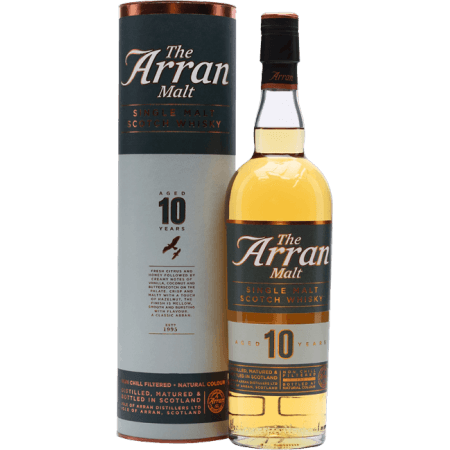 ARRAN 10 ANS - EN ETUI