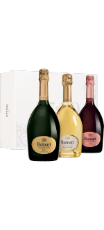 CHAMPAGNE RUINART - COLLECTION BLANC DE BLANCS - ROSE - BRUT