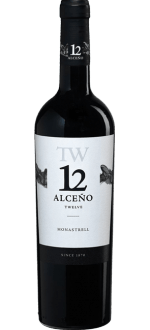 ALCENO - TWELVE 12 MONASTRELL 2011