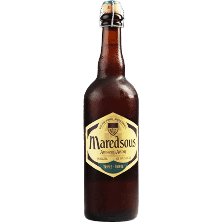 MAREDSOUS 10 TRIPLE 75CL - ABBAYE DE MAREDSOUS