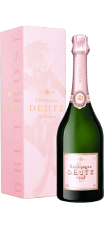 CHAMPAGNE DEUTZ - BRUT ROSE - EN ETUI