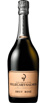 CHAMPAGNE BILLECART SALMON - BRUT ROSE