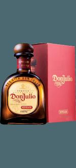 TEQUILA DON JULIO REPOSADO - EN ETUI