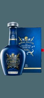 ROYAL SALUTE - THE DIAMOND TRIBUTE - EN COFFRET
