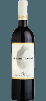 LE SAINT ANDRE ROUGE 2015 - SAINT ANDRE DE FIGUIERE