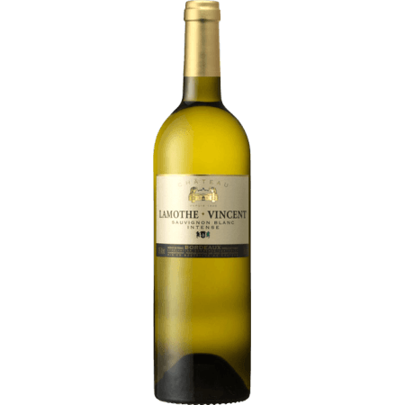 CUVEE INTENSE BLANC 2015 - CHATEAU LAMOTHE-VINCENT