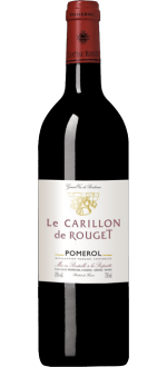 CARILLON DE ROUGET 2011 - SECOND VIN DU CHATEAU ROUGET