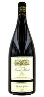 MAGNUM TETE DE BELIER 2012 - CHATEAU PUECH HAUT (France - Vin Languedoc - Languedoc AOP - Vin Rouge - 1,5 L)