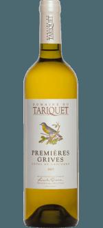 PREMIERES GRIVES 2015 - DOMAINE DU TARIQUET