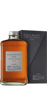 NIKKA FROM THE BARREL - EN ETUI
