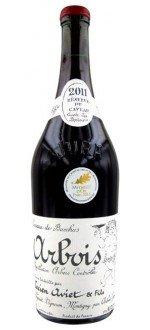 CUVEE DES DOCTEURS 2011 - CAVEAU DE BACCHUS (France - Vin Jura - Arbois AOC - Vin Rouge - 0,75 L)